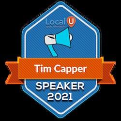 Tim Capper - Local U Speaker - Online Ownership